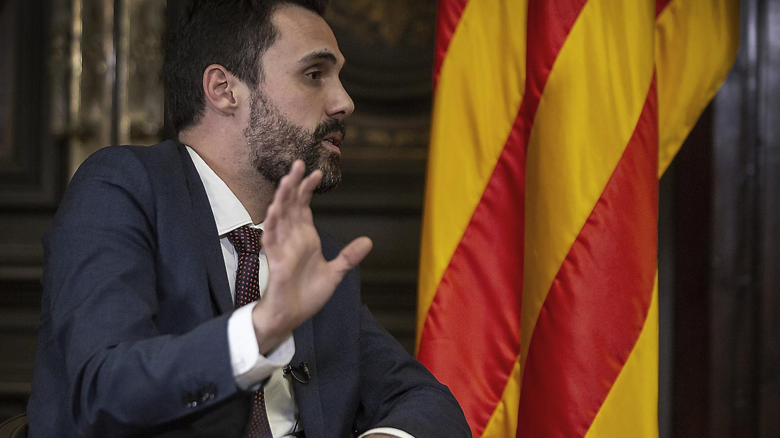 El Parlament activa la reforma per investir Puigdemont