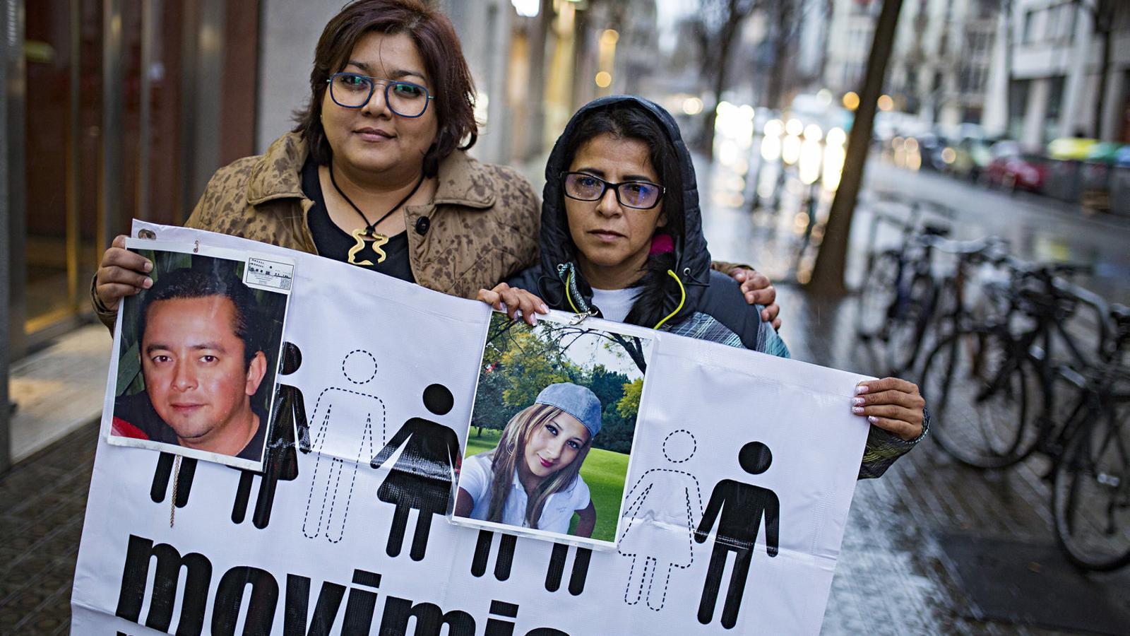 Mèxic, 14 desapareguts cada dia