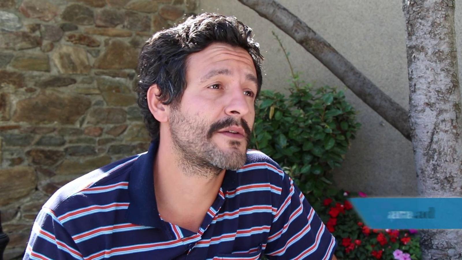 Entrevista a l'actor i director, Isak Férriz