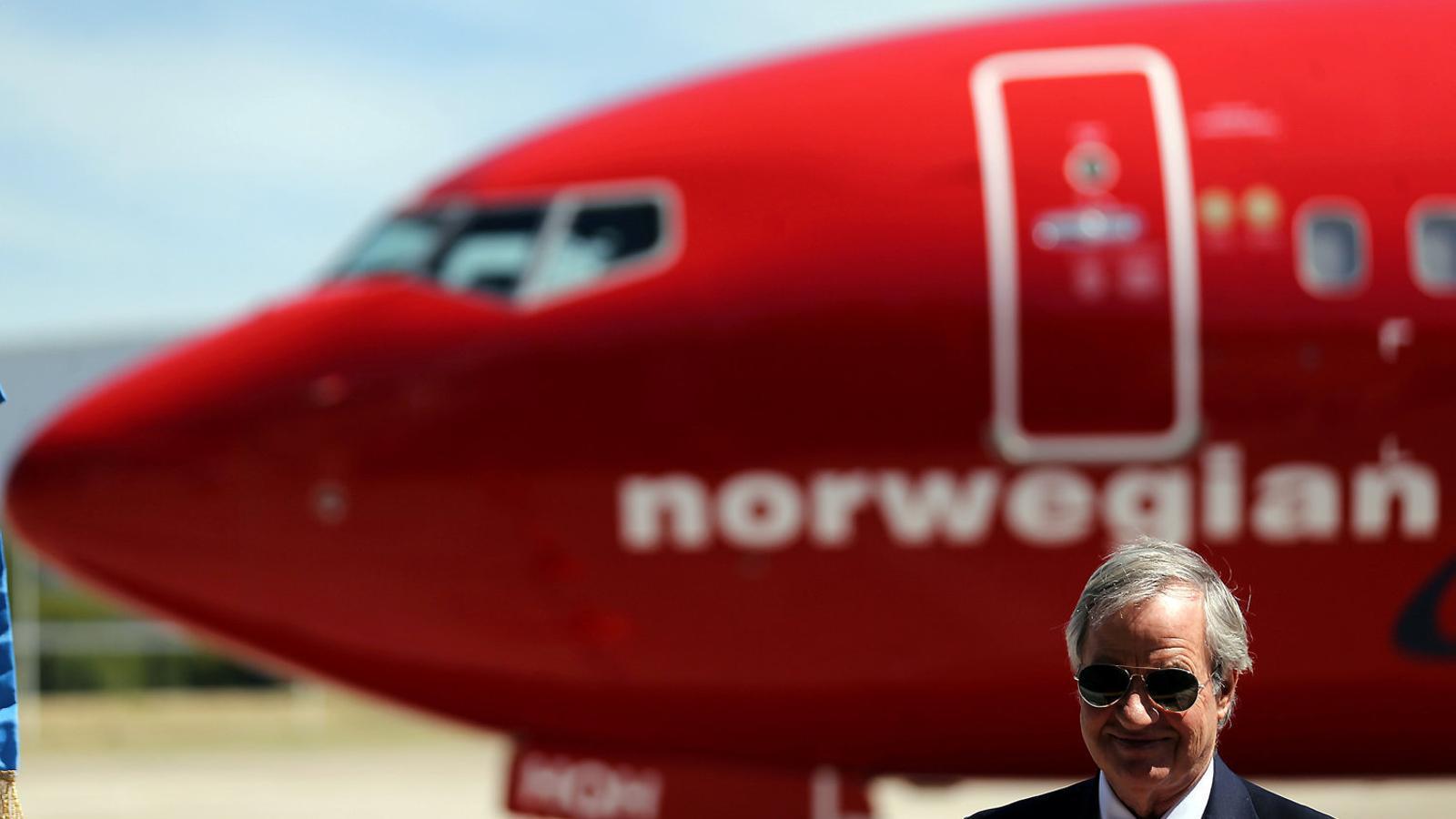 IAG desisteix de comprar Norwegian
