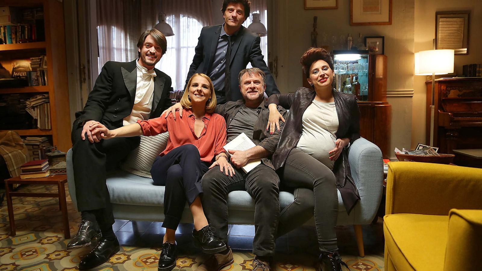TV3 mostra les misèries  de l'amistat amb 'El nom'