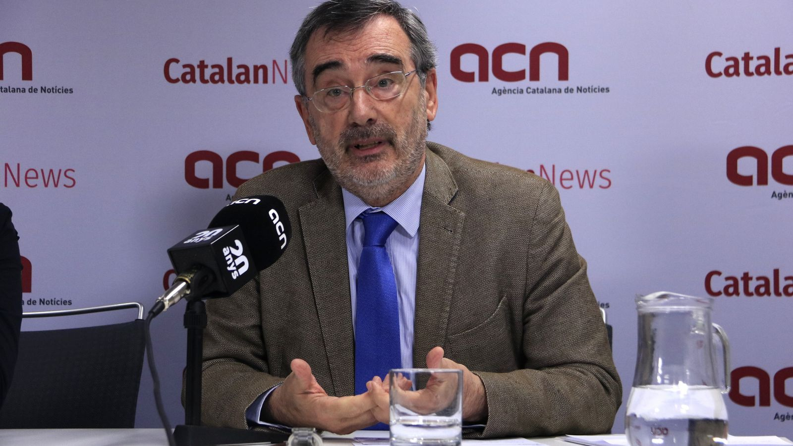 """Manuel Cruz (PSC): """"L'independentisme ha estat una fàbrica de simpatitzants de Vox"""""""