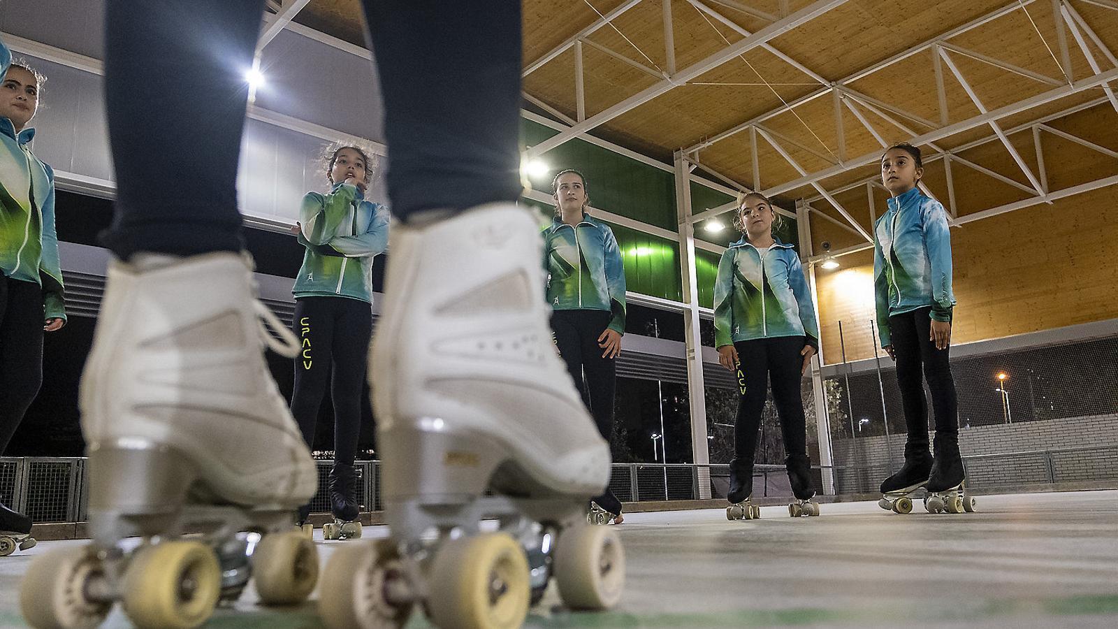 El patinatge, un dels esports afectats.