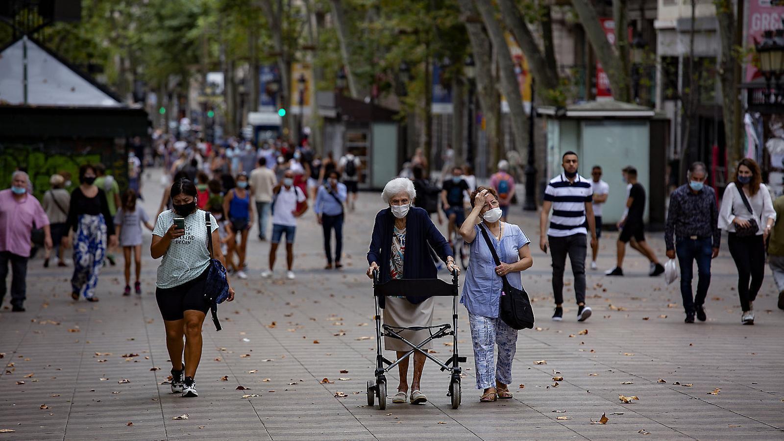 La Rambla de Barcelona / ARA