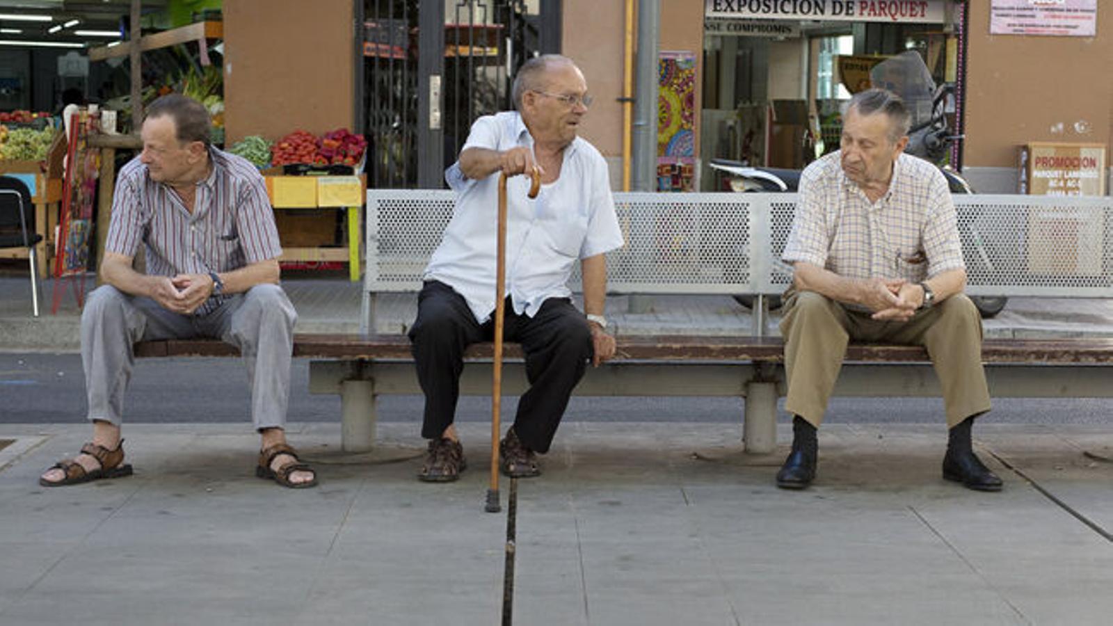 La sostenibilitat del sistema de pensions s'ha convertit en un dels principals maldecaps de l'economia espanyola