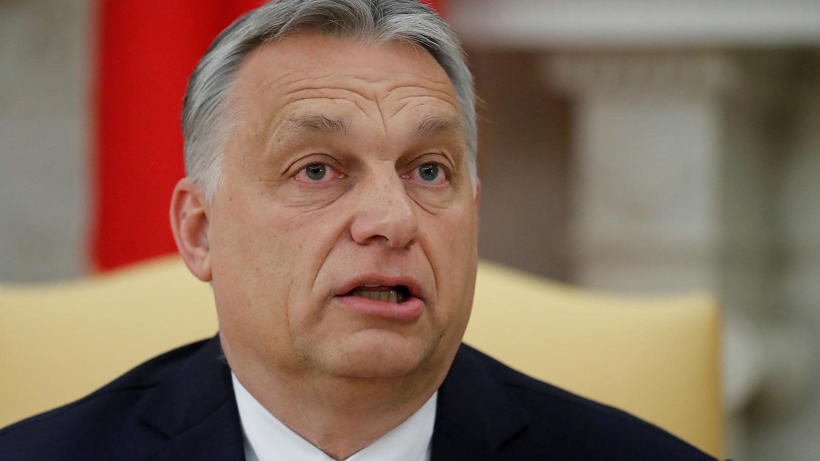 """Brussel·les envia Orbán als tribunals per """"criminalitzar"""" la immigració"""