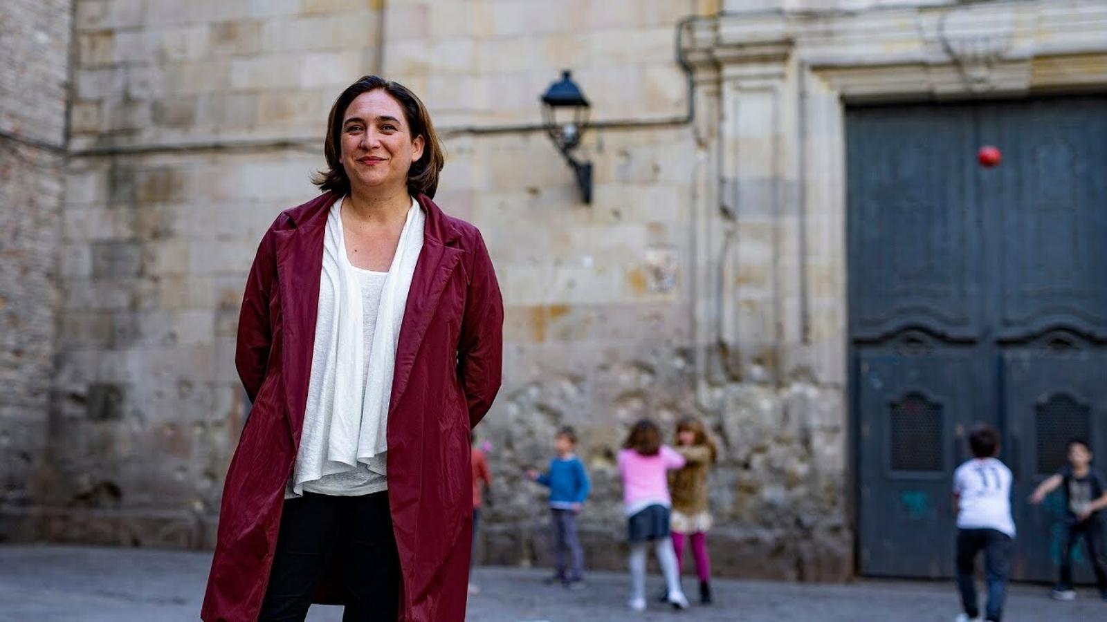 """Ada Colau: """"els turistes tampoc volen una ciutat aparador, volen una ciutat real"""""""