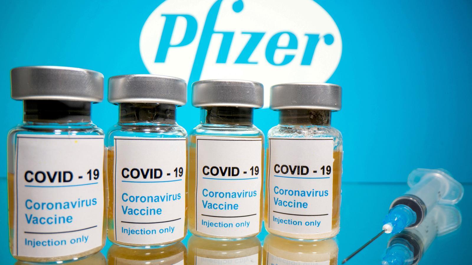 La vacuna de Pfizer/BioNTech ya tiene la autorización en el Reino Unido