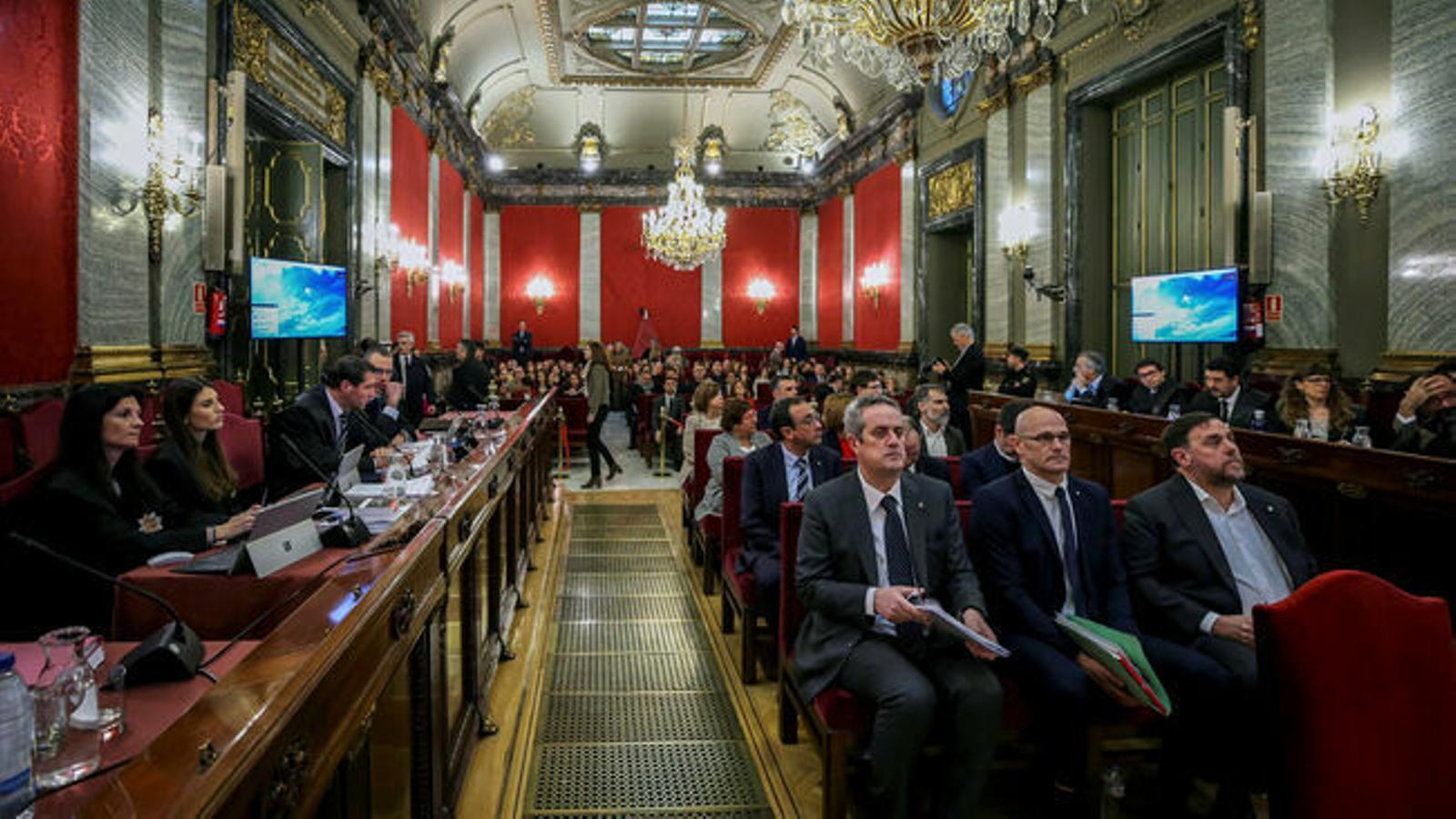 El Grup de Treball sobre la Detenció Arbitrària de l'ONU referma el seu rebuig a l'empresonament dels líders independentistes