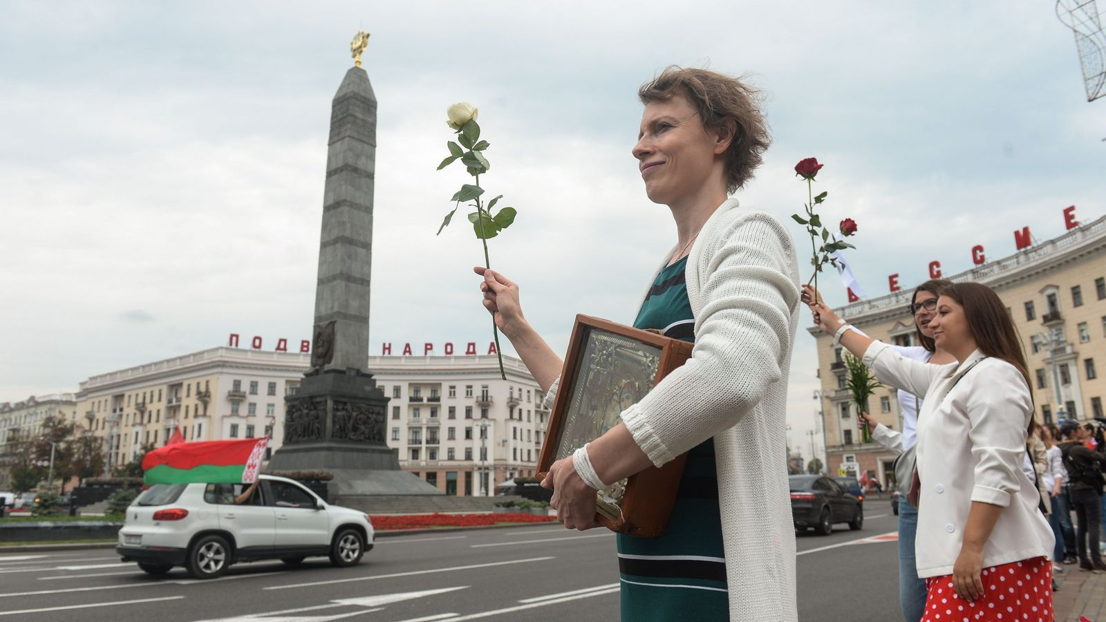 La Fiscalia de Bielorússia obre una causa penal contra l'òrgan creat per l'oposició