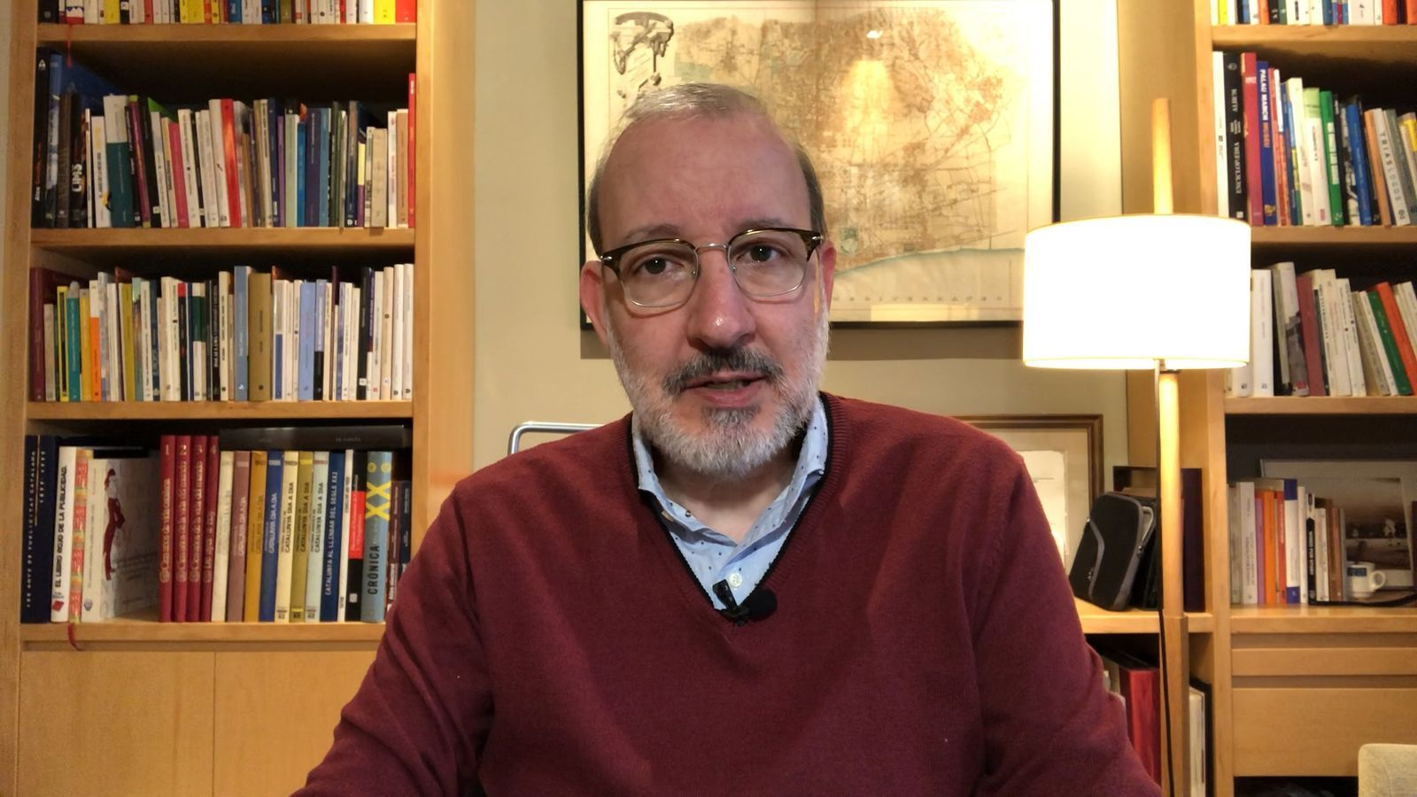 S'espera una escalada de contagis i a les 21 h parlarà Felip VI: les claus del matí, amb Antoni Bassas (18/03/2020)