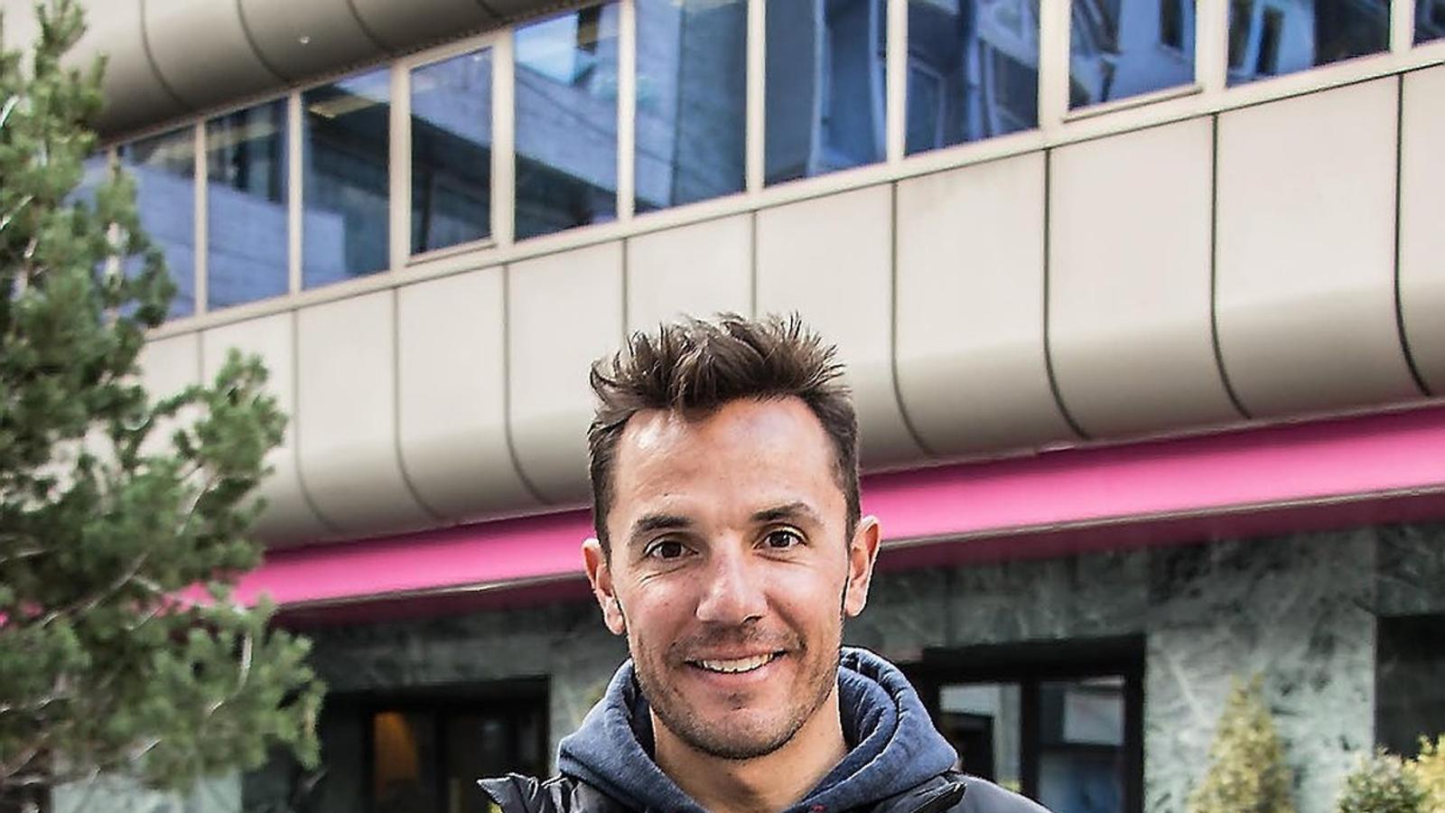 Joaquim Rodríguez acomiadarà la seva carrera amb els Jocs de Rio