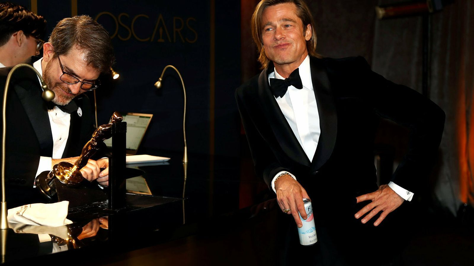 Brad Pitt No Longer Hides The Relationship With Model Nicole Poturalski