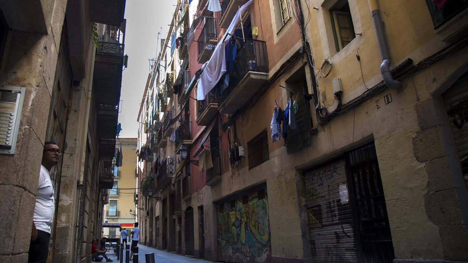 Objectiu: rehabilitar 200 edificis vulnerables