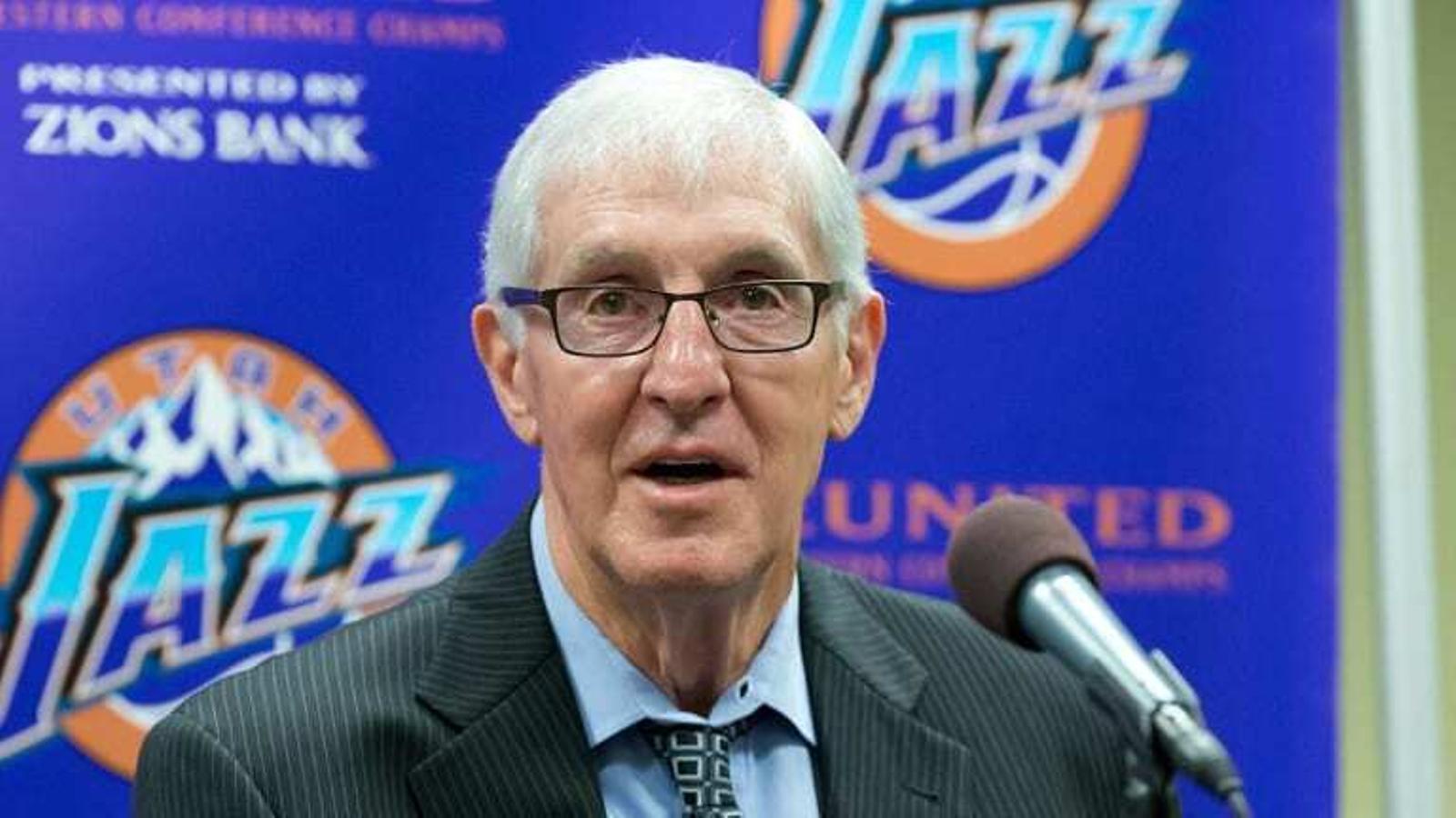Mor als 78 anys Jerry Sloan, el tècnic que gairebé fa campions els Utah Jazz