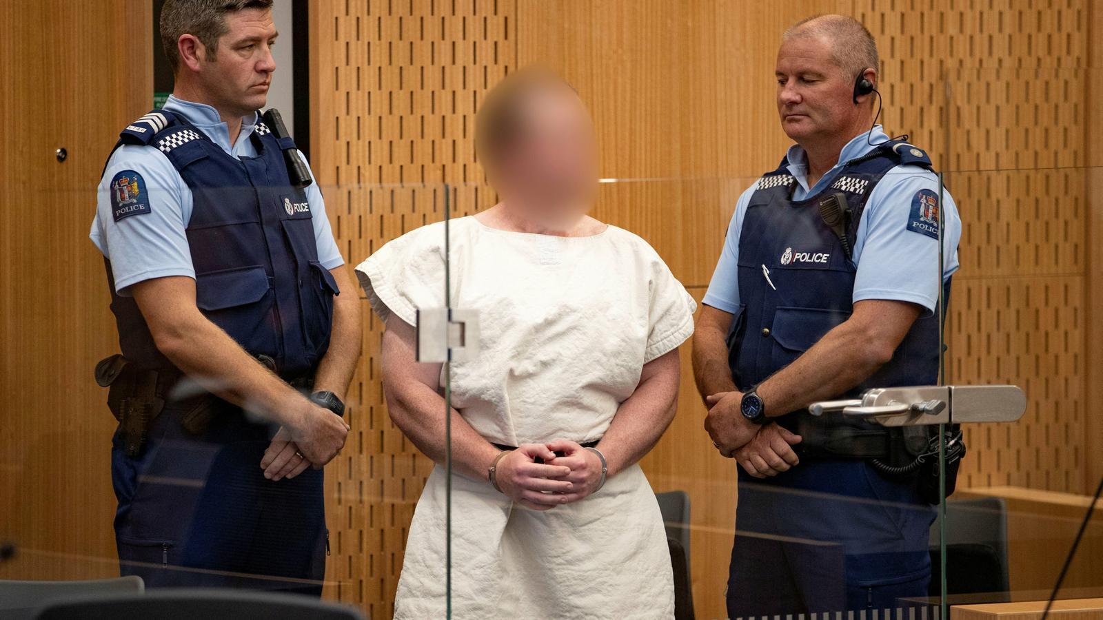 Imputen càrrecs de terrorisme a l'autor del tiroteig a les mesquites de Nova Zelanda
