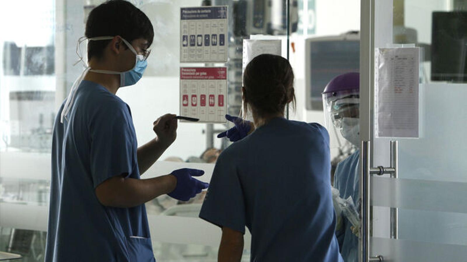 Personal Sanitari de l'hospital