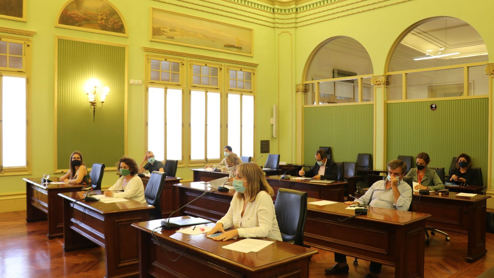 Comissió de Salut del Parlament d'aquest dimecres