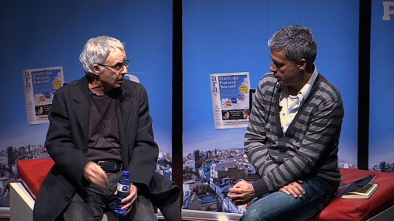 Ferran Torrent: Jo preferisc sopar amb el Bigotes que amb Saramago