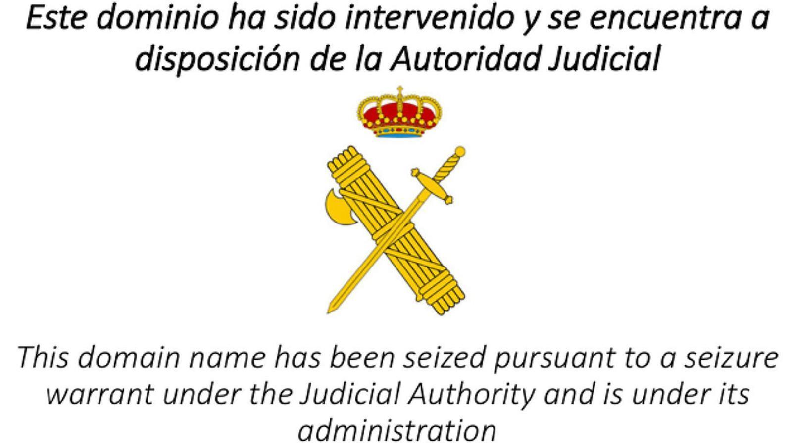 Control espanyol d'internet: traspassant els límits