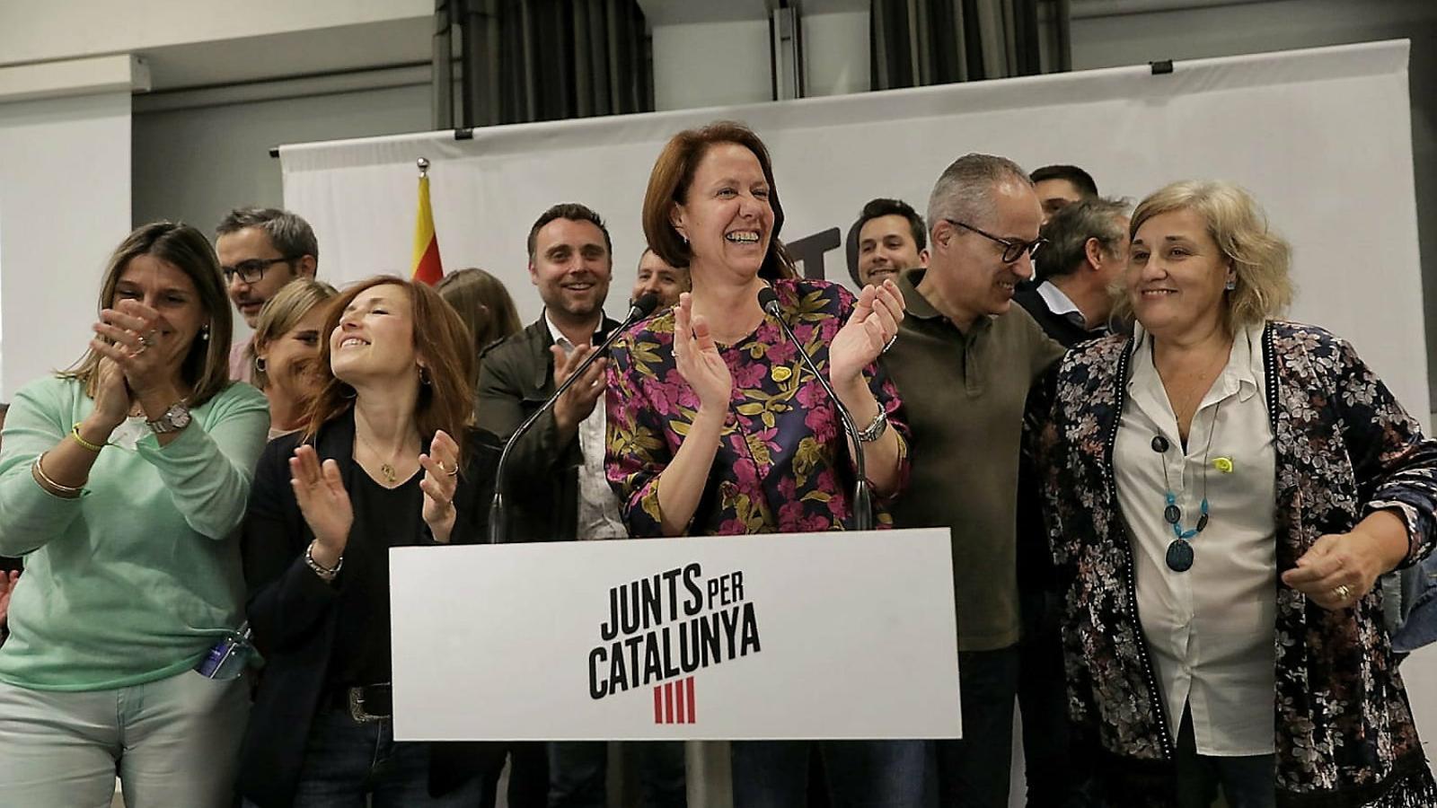 JxCat manté el bastió de Girona i Madrenas repetirà com a alcaldessa