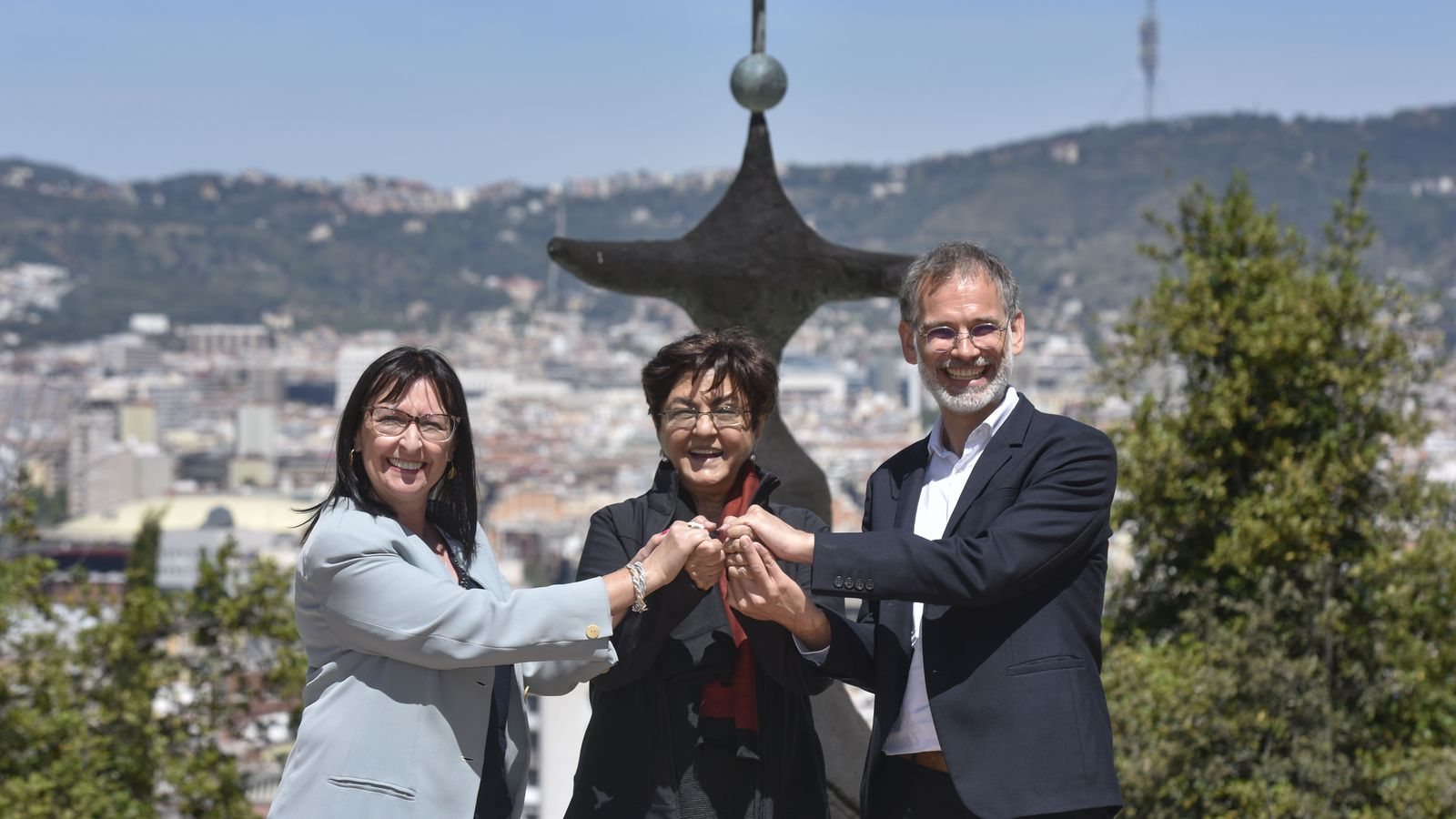 L'artista índia Nalini Malani guanya el Premi Joan Miró