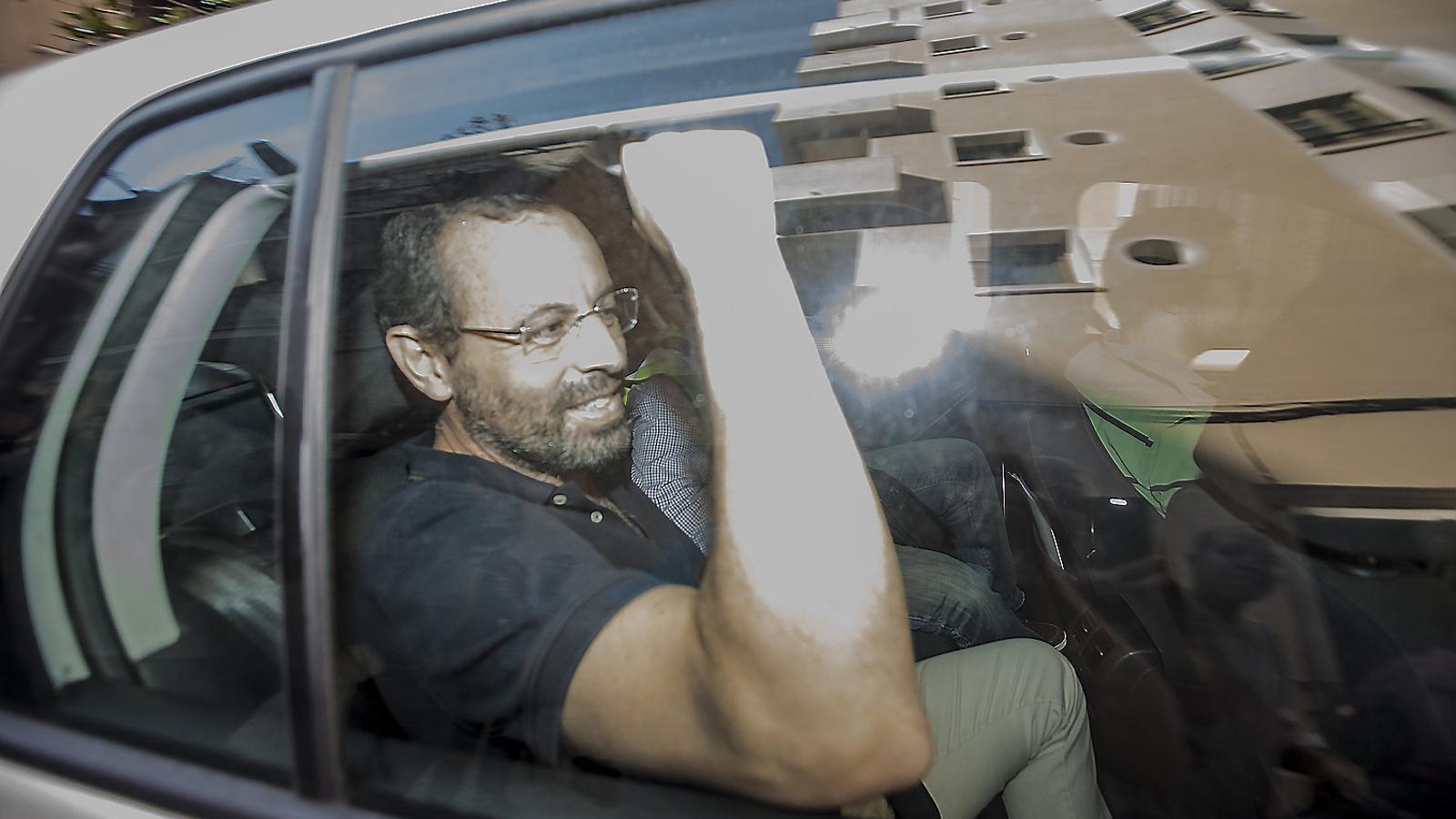 Un any de la detenció de Sandro Rosell