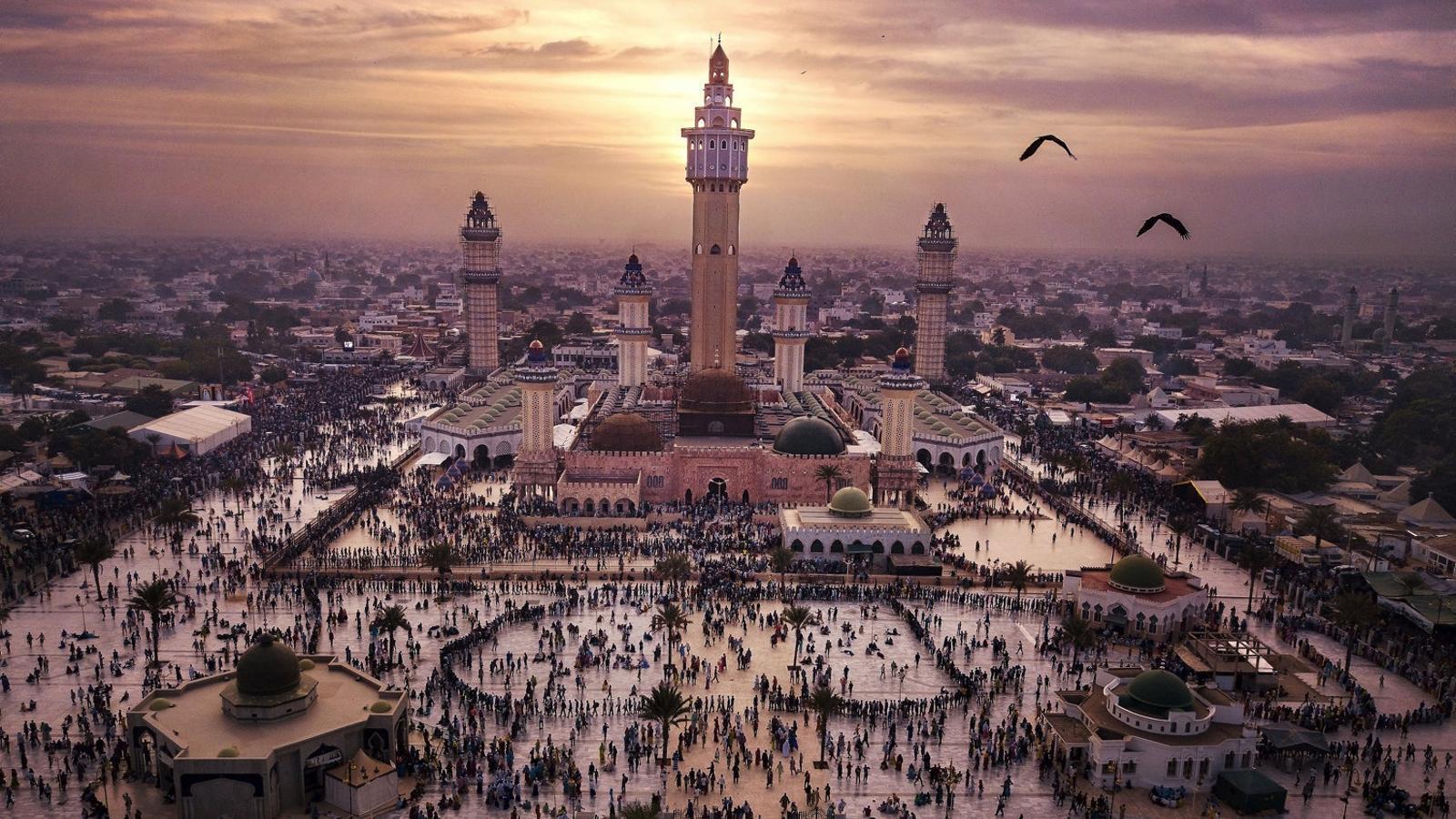 El pelegrinatge africà que la pandèmia no atura
