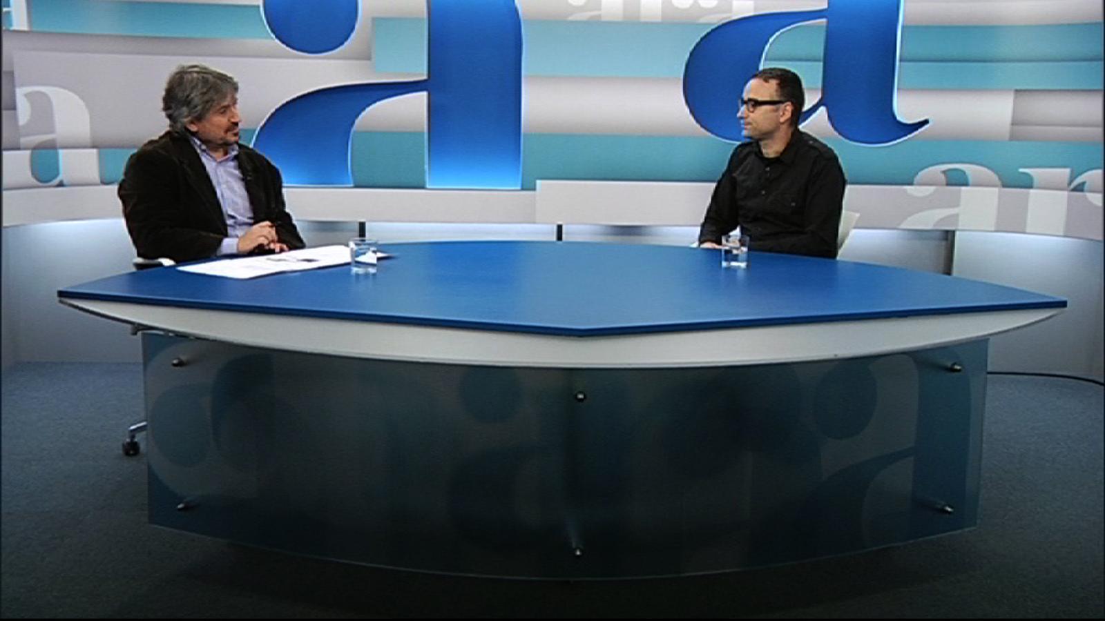 Xavi Sarrià: Tanquem un cicle vital que vam començar a l'adolescència