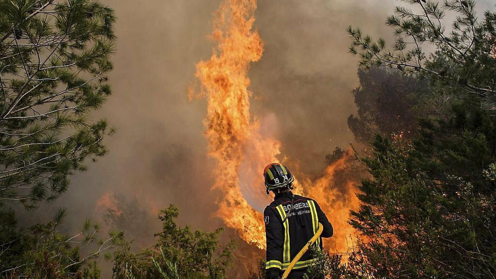 Cap municipi amb alt risc d'incendi té pla de prevenció