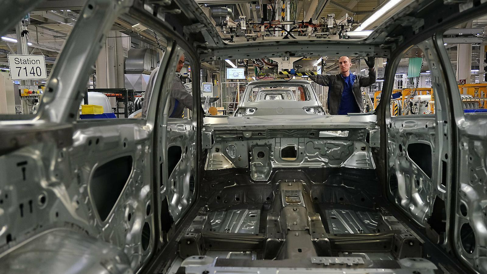 Tambors de recessió a l'economia mundial