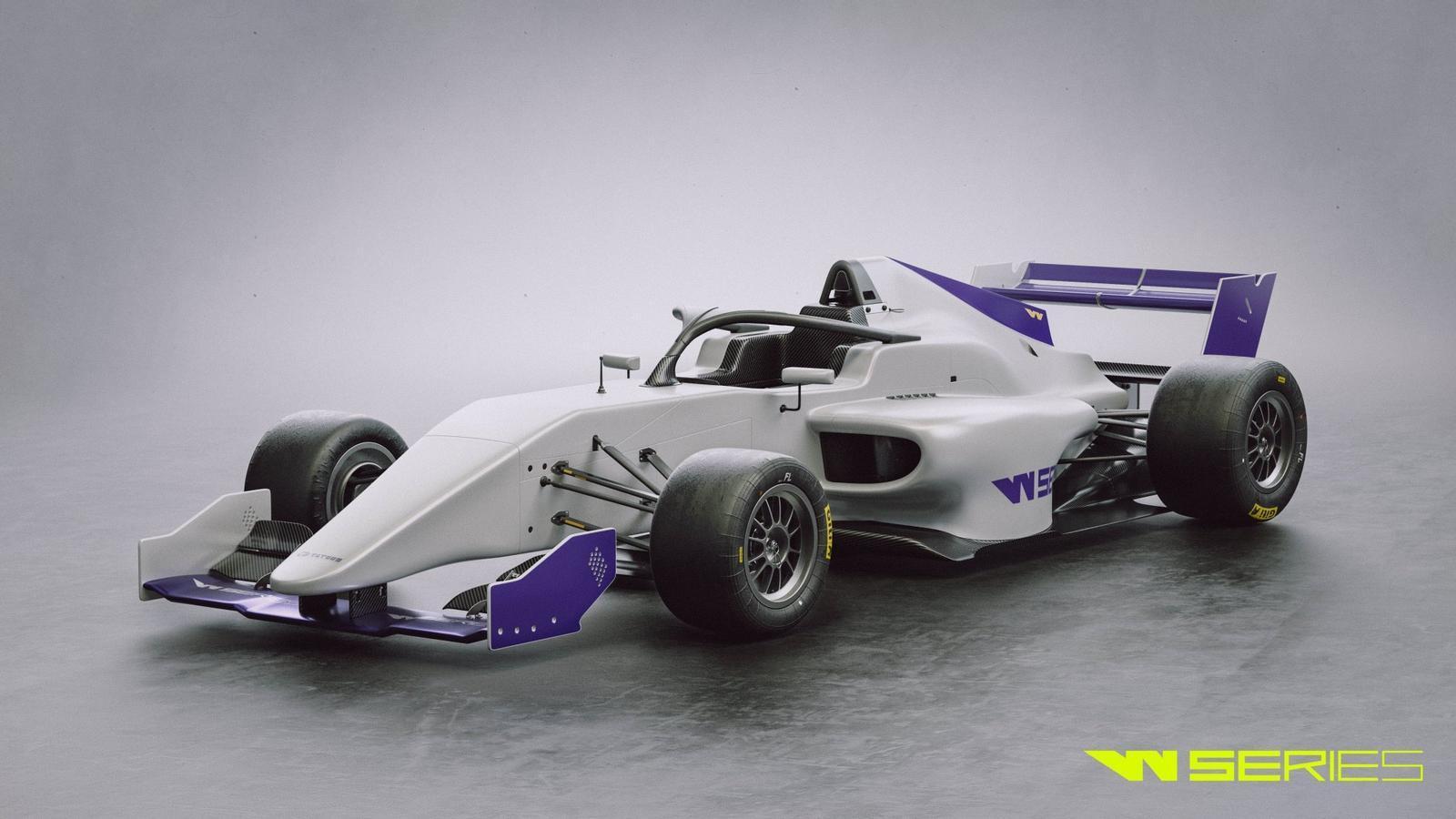 Neixen les W Series, la Fórmula 1 femenina