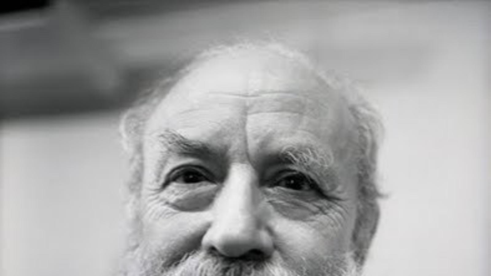 Michel Butor, un dels grans noms del 'nouveau roman'