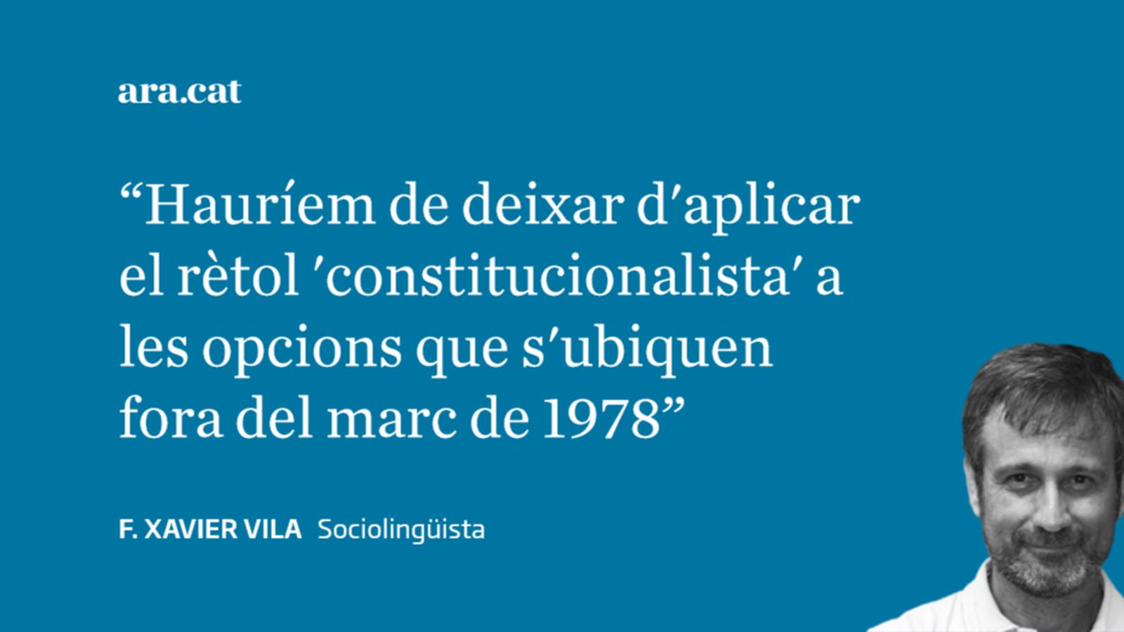 La dreta espanyola abandona el constitucionalisme