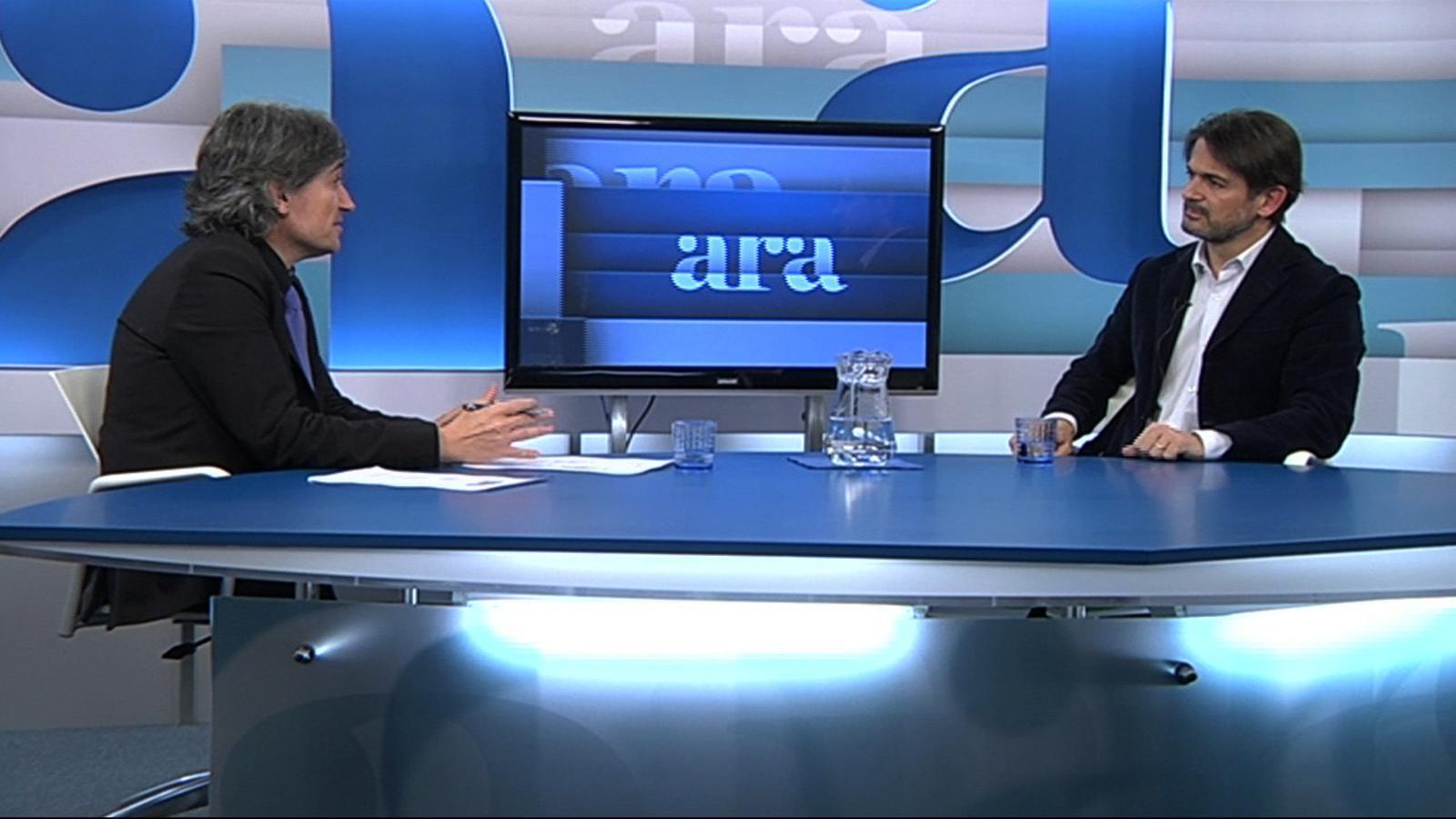 Oriol Pujol: Per tirar endavant un país, un fa pactes amb tothom