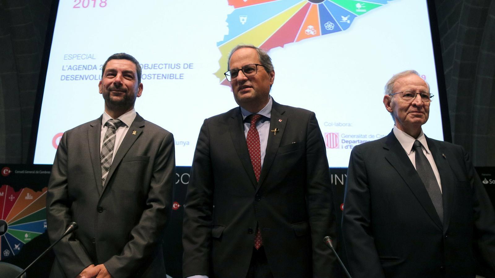 El consum intern lidera el creixement econòmic a Catalunya davant la caiguda del sector exterior