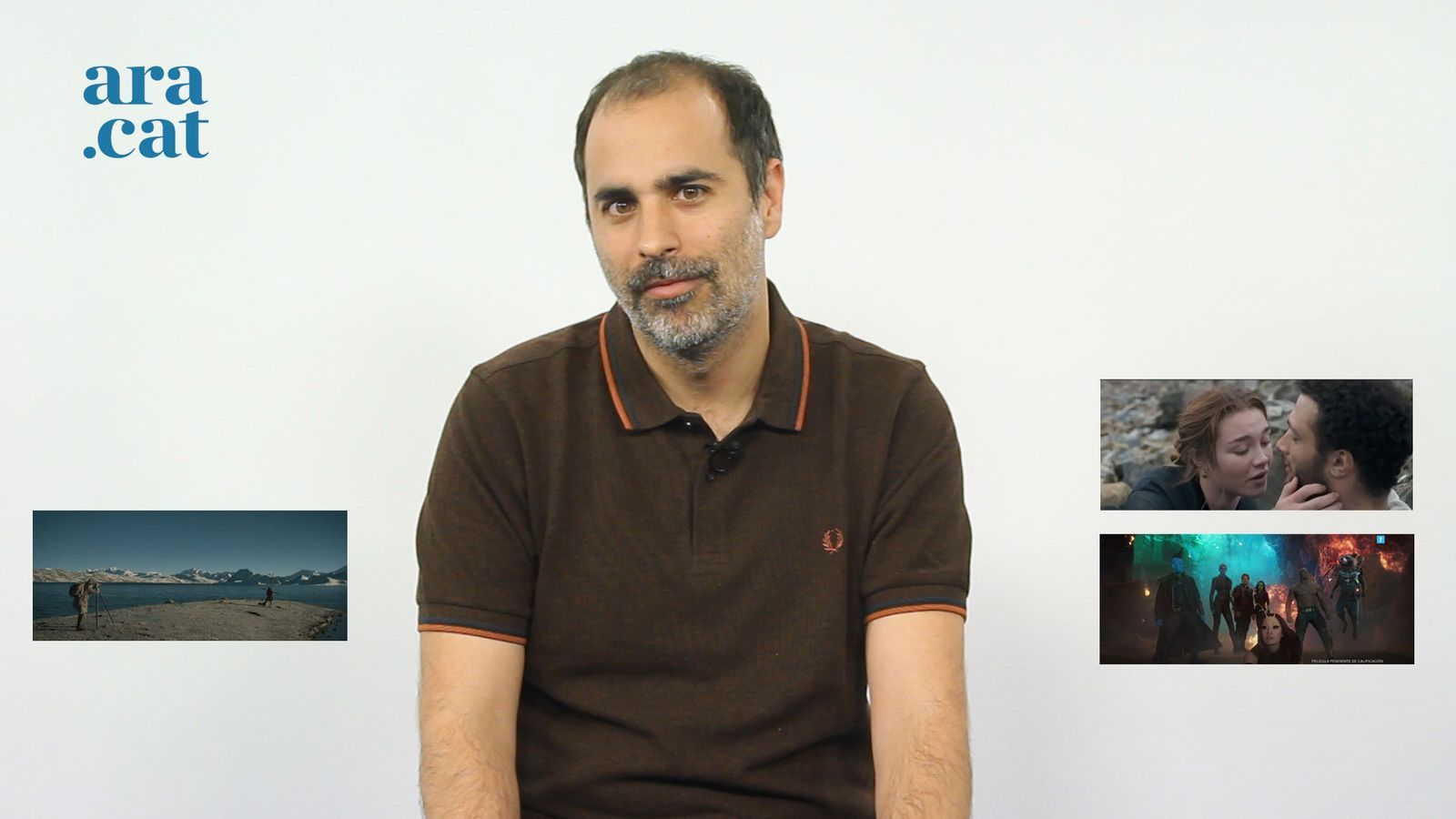 Tres títols de la Festa del Cinema recomanats per Xavi Serra