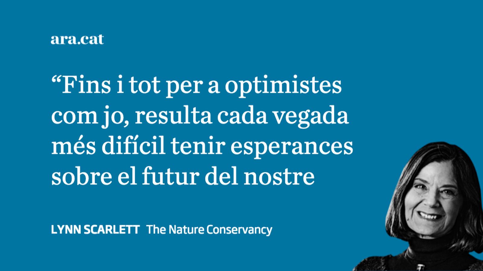L'optimisme climàtic, cada cop més lluny