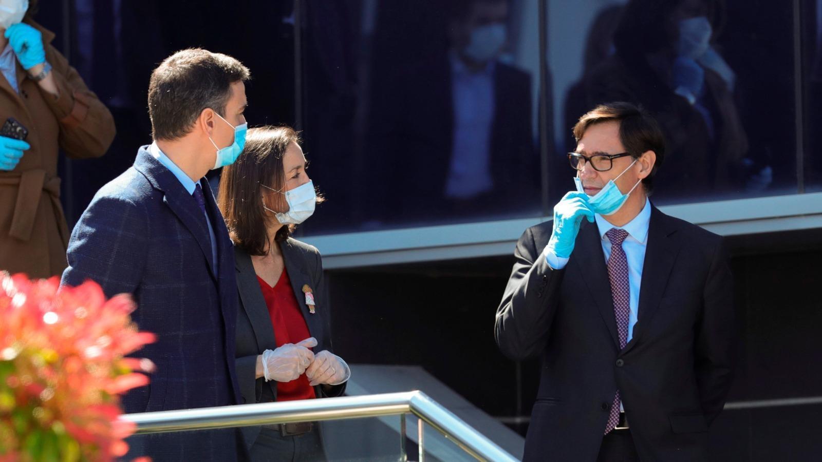 Cada persona encomanada infecta una persona o menys de mitjana a Espanya, i Toni Clapés torna a la ràdio: les claus del vespre amb Antoni Bassas (03-04-2020)