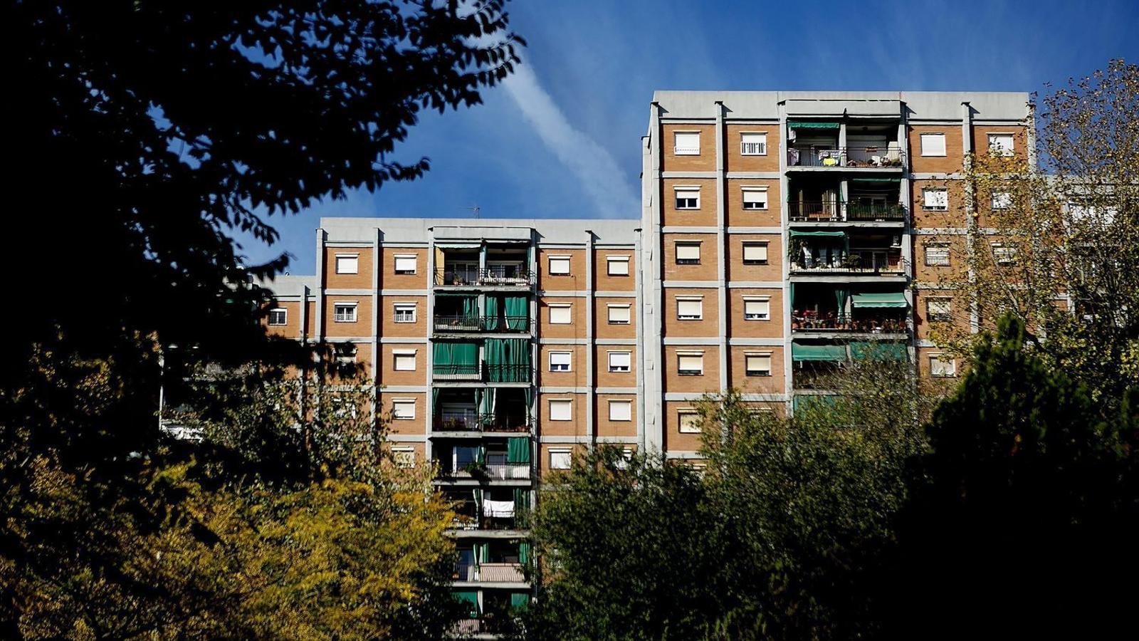 El TSJC anul·la la taxa de l'Ajuntament de Barcelona que grava els pisos buits
