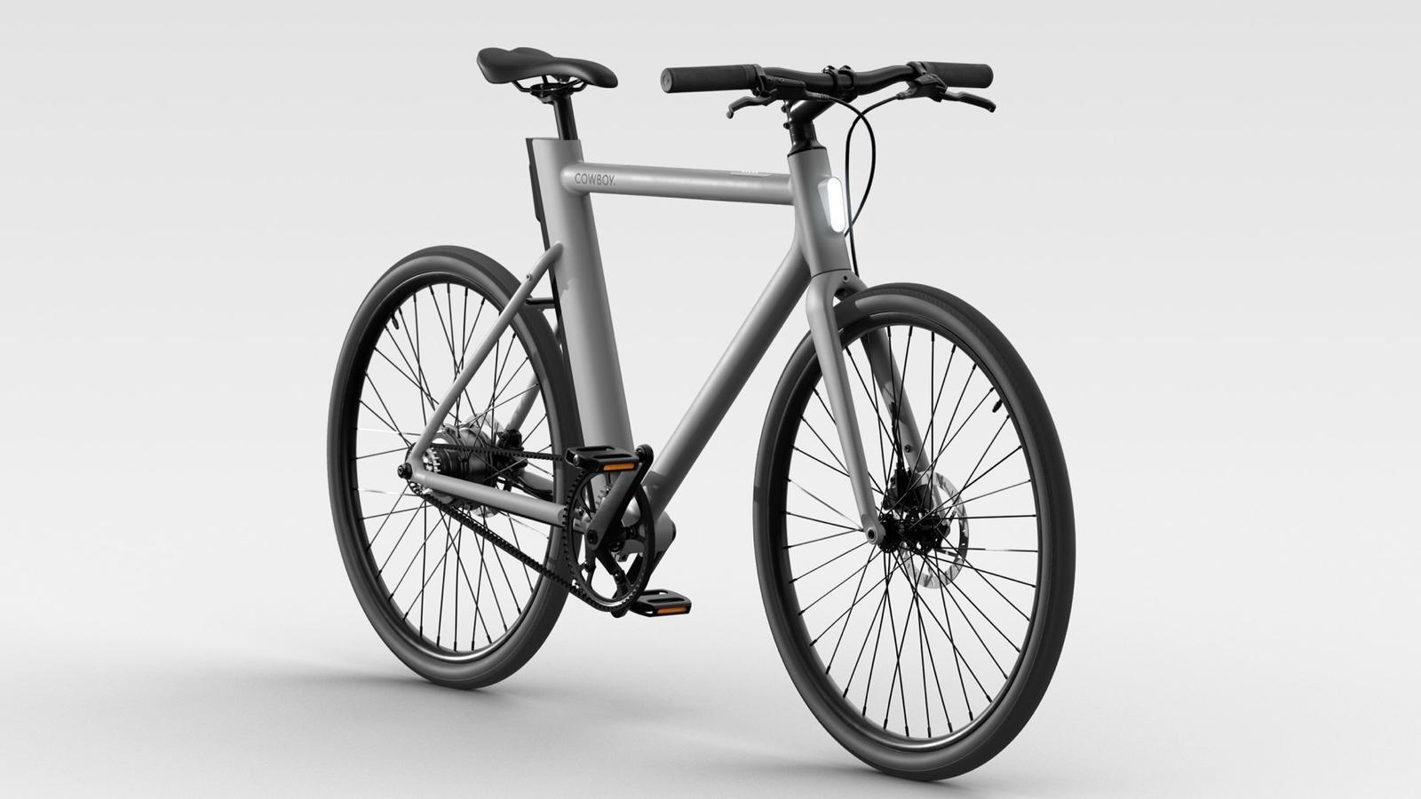 Cowboy 3, una bici elèctrica d'estil retro amb 70 quilòmetres d'autonomia