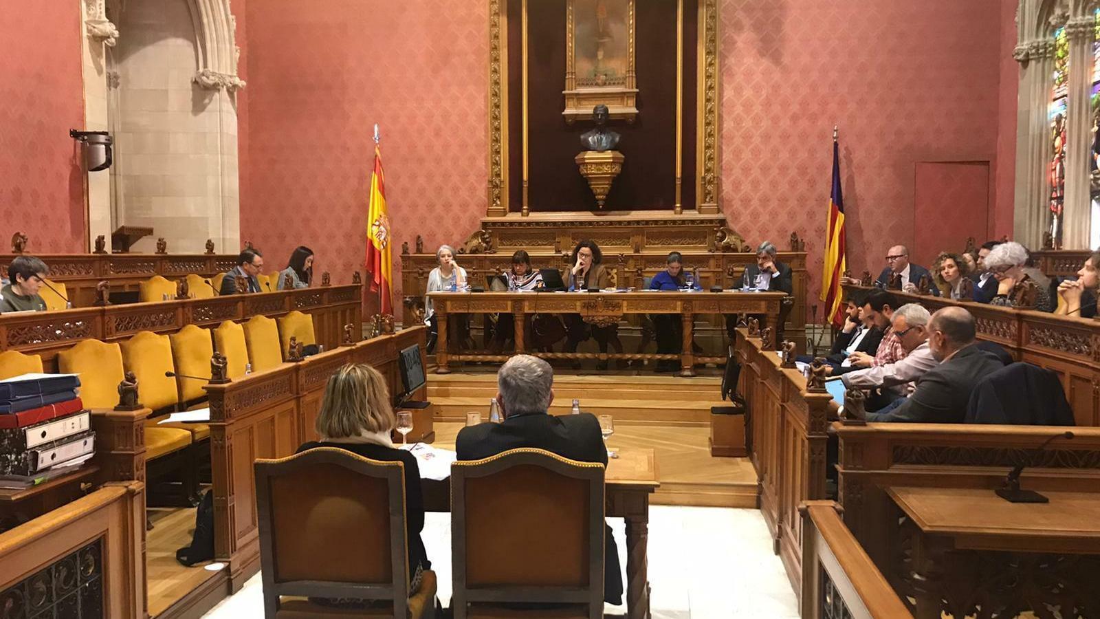 El Pacte tomba la comissió d'investigació sobre la prostitució de menors al Consell de Mallorca