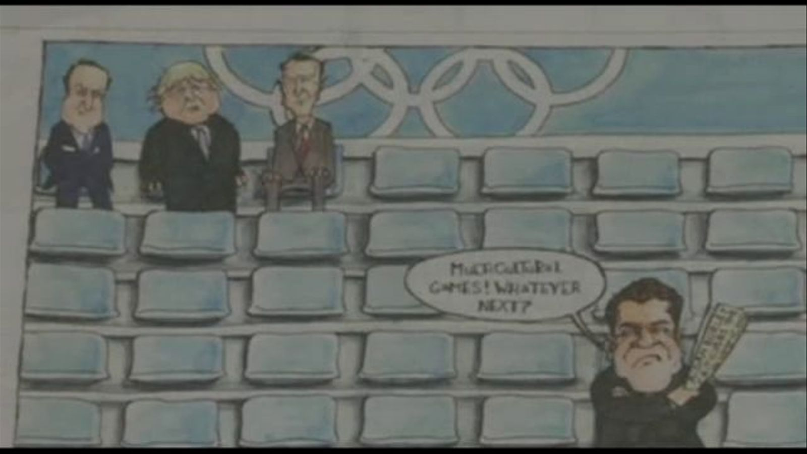 La crisi dels seients buits als Jocs Olímpics de Londres