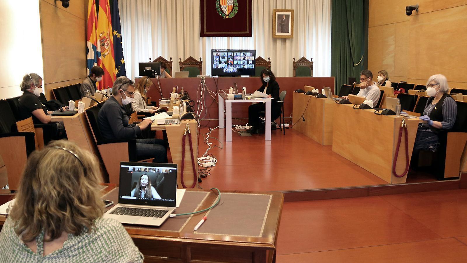 Badalona activa el compte  enrere per trobar un nou alcalde