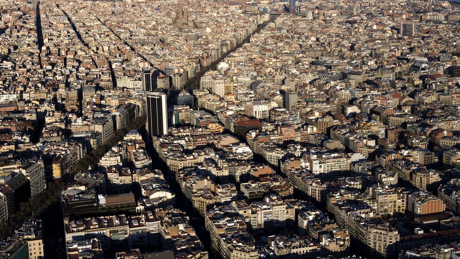 Barcelona és la cinquena destinació turística europea en nombre de pernoctacions