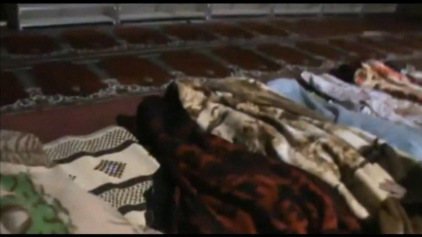 La ONU acusa de crims de guerra als dos fronts sirians