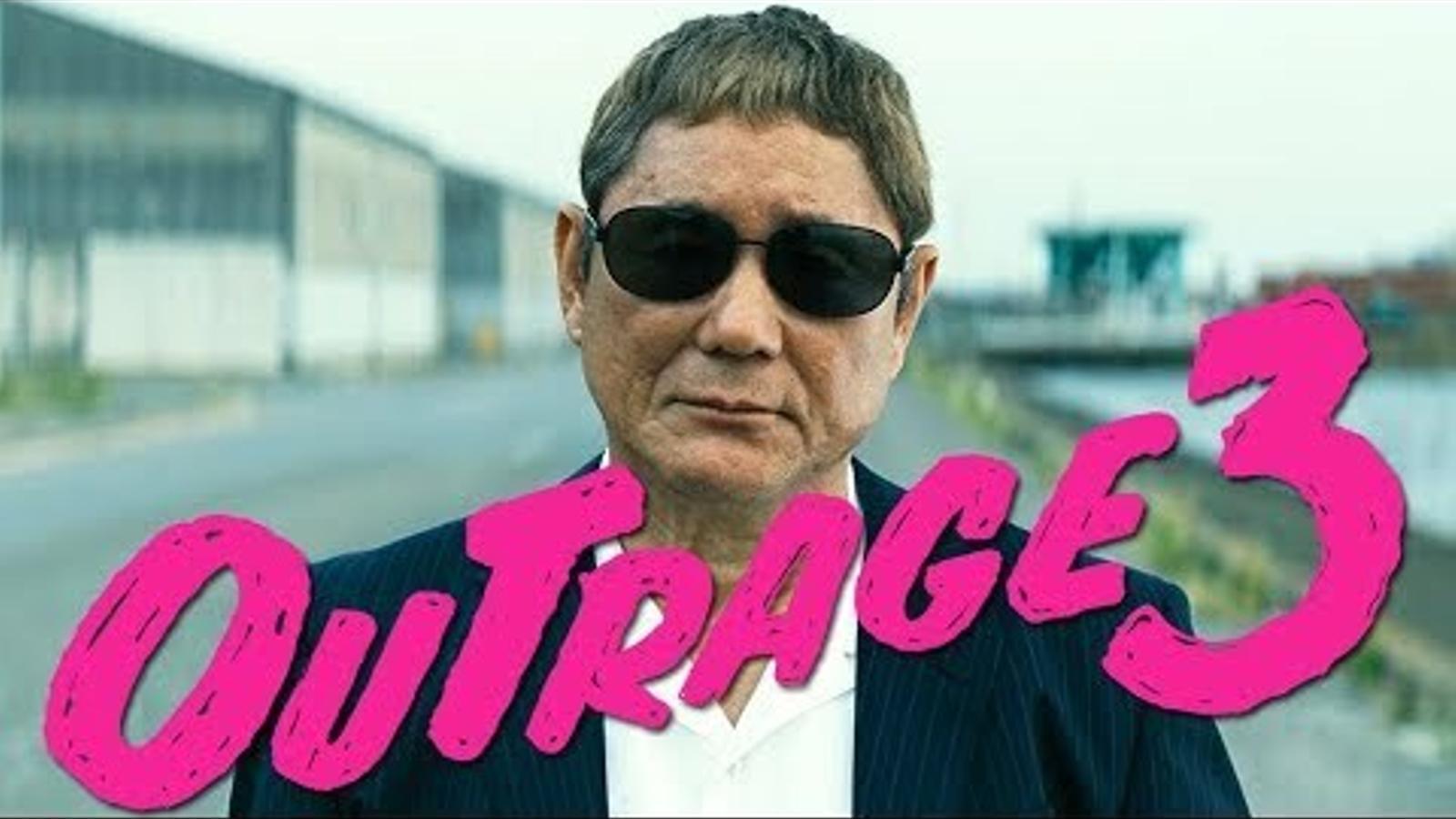 'Outrage 3', tràiler