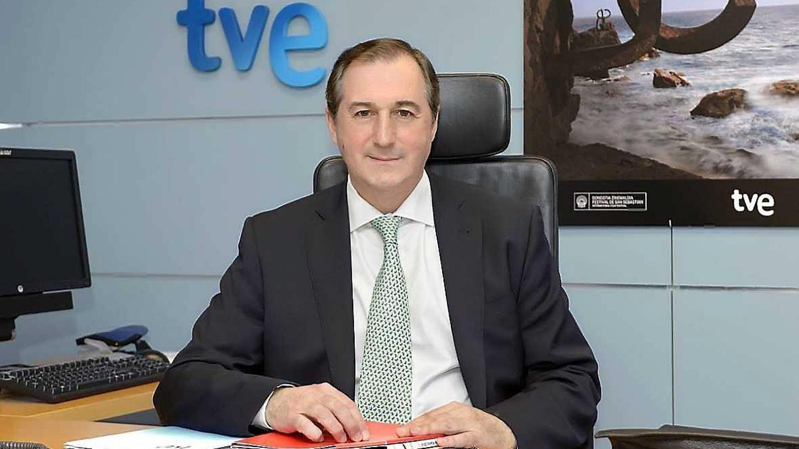 Rosa María Mateo manté Eladio Jareño com a director de TVE