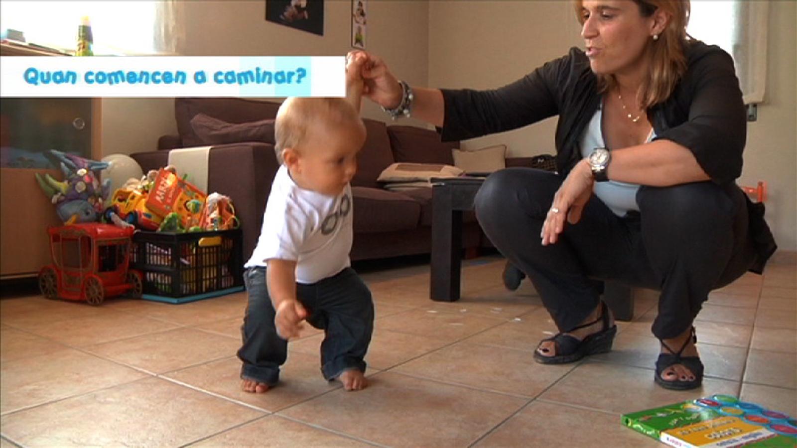 Criatures: Quan començarà a caminar?