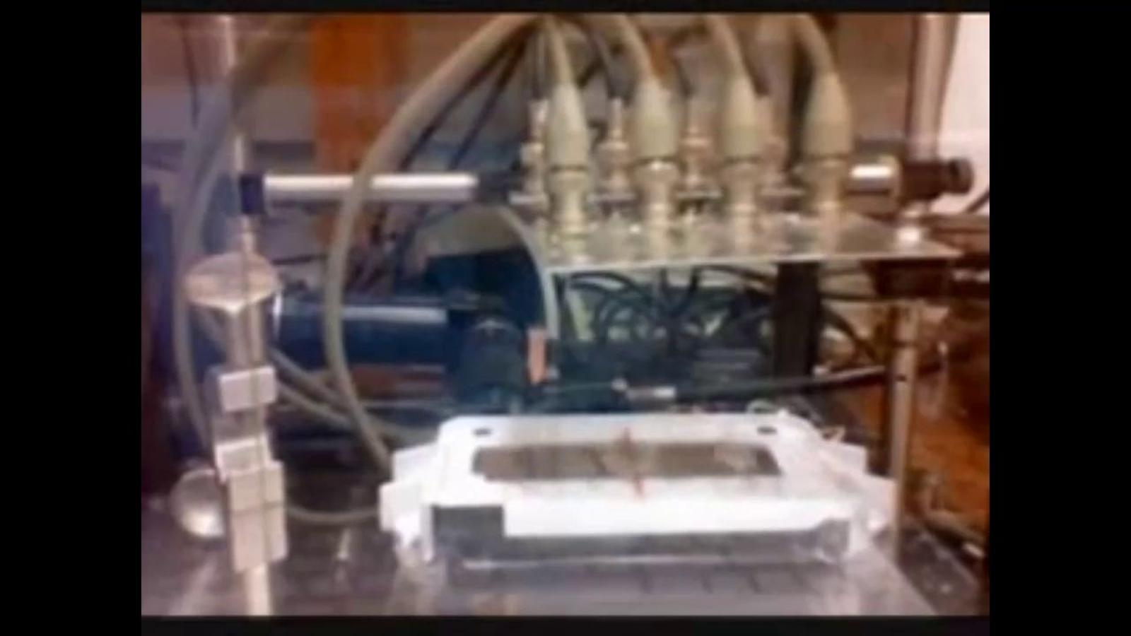 Un estudiant de postgrau nord-americà crea una catifa voladora de plàstic